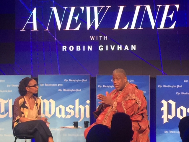 André Leon Talley Interview